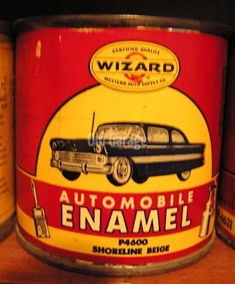 Wizard Auto Enamel