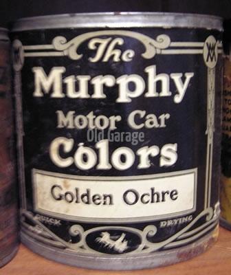 Murphy Motor Car Color