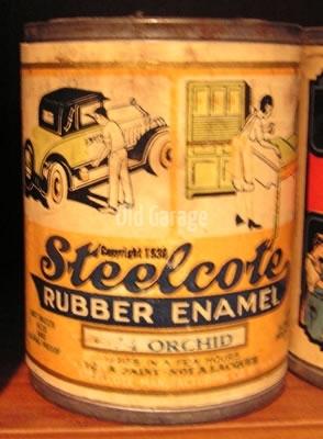 Steelcote Rubber Enamel