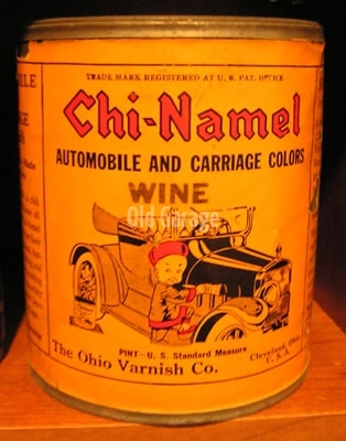Chi-Namel Auto Carriage Color