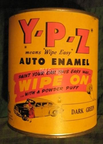 YPZ Auto Enamel