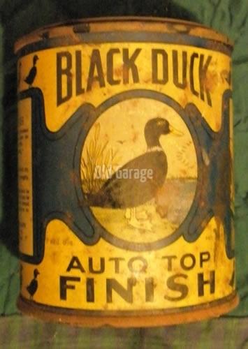 Black Duck Top Dressing