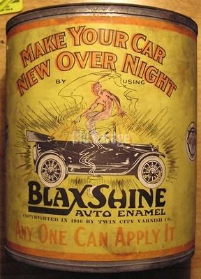 Blaxshine Auto Paint
