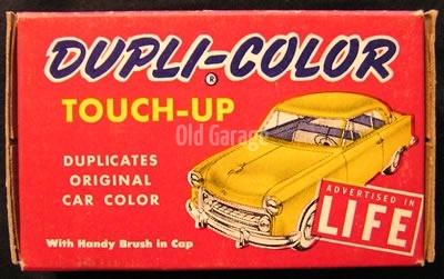 Duplicolor Touchup Box