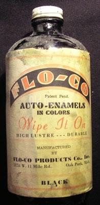 Flo-Co Auto Enamel