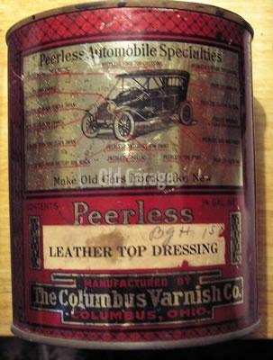 Peerless Top Dressing