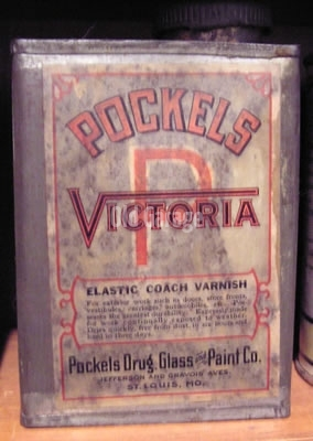 Pockels Victoria Coach Varnish