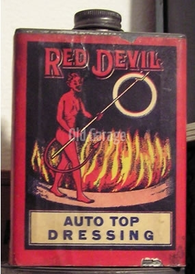 Red Devil Auto Top Dressing