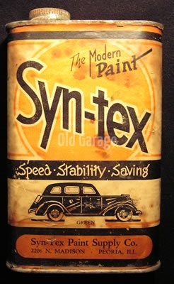 Syn-Tex Paint