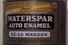 Pittsburgh Waterspar Auto Enamel