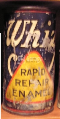 Whiz Rapid Enamel