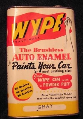 Wype Auto Enamel