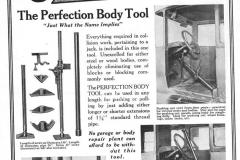 Blumenthal Body Tool 1929