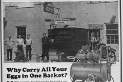Hobart Brothers Spray Compressor 1929