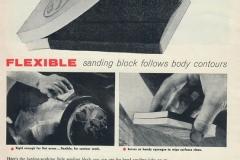 Red-i-rub Sanding Block Carborundum 1955