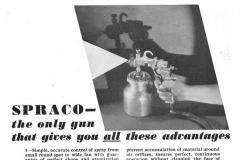Spraco Auto Paint Gun 1929