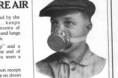 Willson Dustite Mask 1929