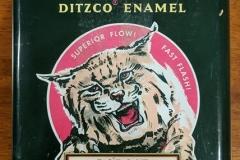 Ditzler Bobcat Ditzco 303 Enamel Reducer
