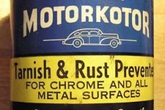 Glidden Motorkotor Rust Preventer