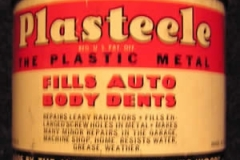 Plasteele body filler