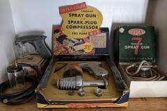 Spray Touch-up Guns