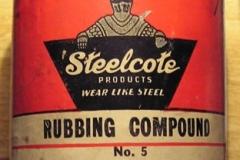 Steelcote Rubbing Compound