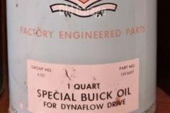 Buick Dynaflow Trans Qt