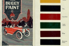 Sherwin Williams Buggy Paint