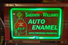 Sherwin Williams Auto Enamel Neon