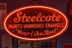 Steelcote Paint Neon