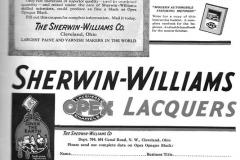 Sherwin Williams Opex 1929