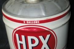 JD Streett HPX Oil 5 gal