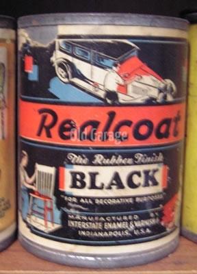 Realcoat Black
