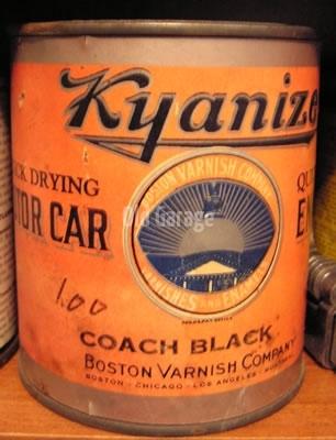 Kyanize Motor Car Enamel