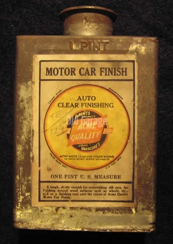 Acme Motorcar Clear