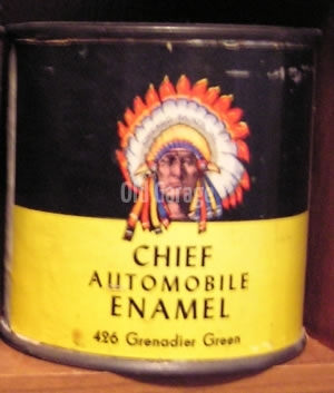 Chief Auto Enamel
