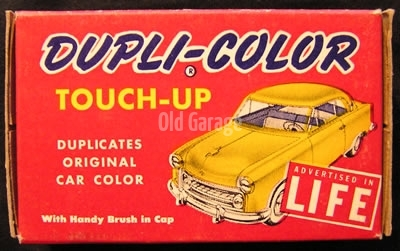 Duplicolor Touchup Box