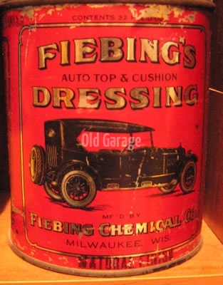 Fiebings Top Dressing