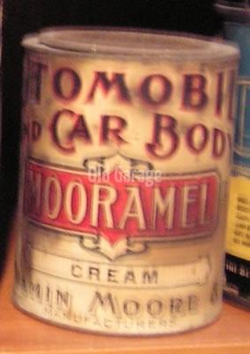 Mooramel Car Body