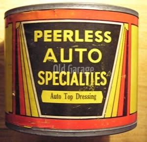 Peerless Top Dressing