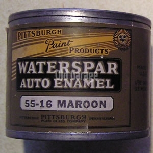 Pittsburgh Waterspar Auto Enamel