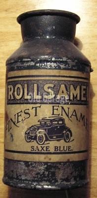 Rollsamel Enamel