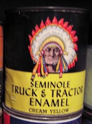 Seminole Truck Enamel