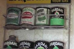 Bardahl Top Oil rack