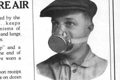 Willson Dustite Mask 1929