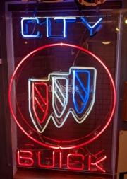 Buick Dealer Window Neon