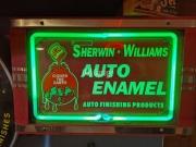 Sherwin Williams Auto Enamel Neon