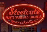 Steelcote Paint Neon
