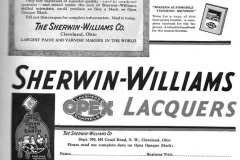 Sherwin Williams Opex 1929