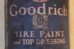 Goodrich Tire Paint